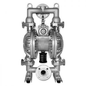 Diaphragm Pump Used in Wine Production