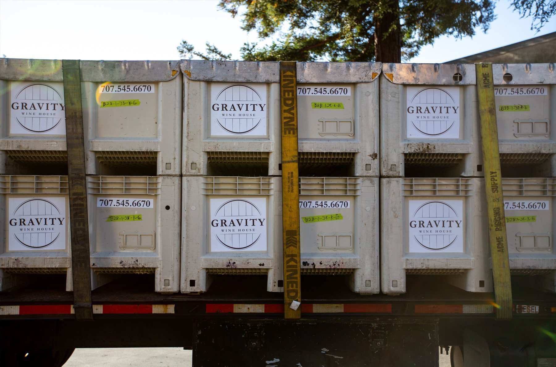 Considering Transportation for Your Wine Label